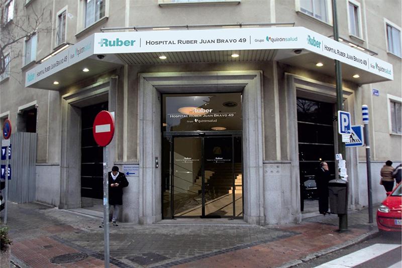 Complejo Hospitalario Ruber Juan Bravo