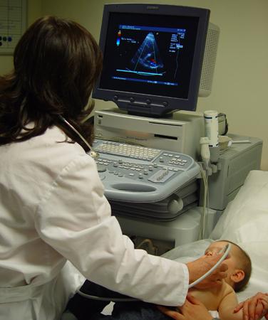 Cardiología pediatrica