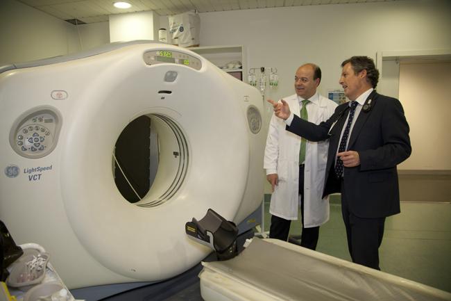 Radiología y medicina nuclear